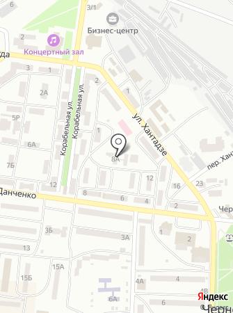 Ильичёвский городской отдел образования на карте
