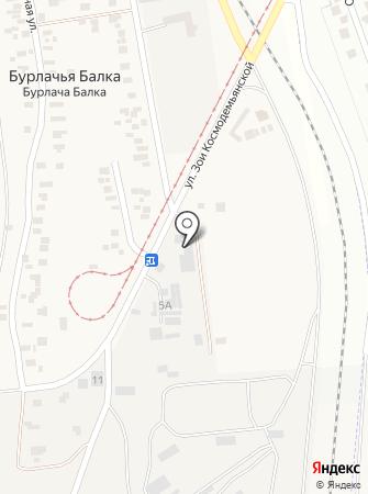 Авто life на карте