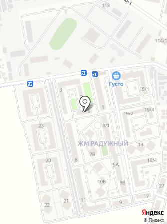 Охрана-Вихрь на карте