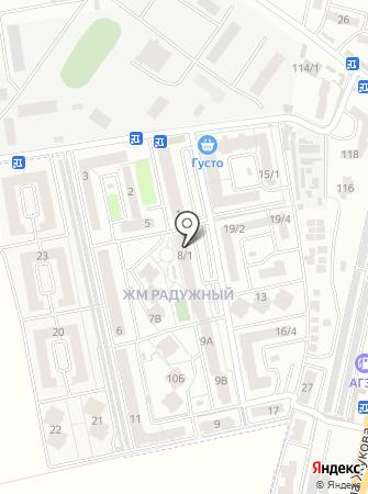 Nikitos Baby на карте