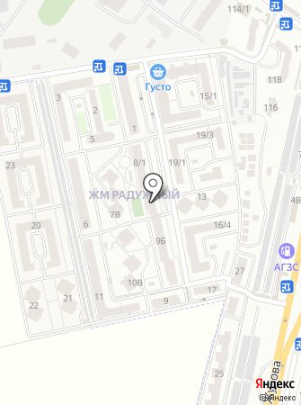 Адвокатский кабинет Коломиец Ю.Ю. на карте