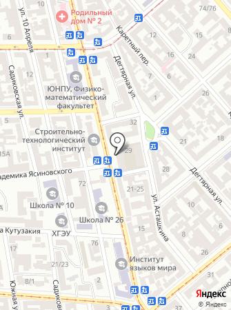 Ibox на карте