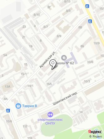 ХелпЮзер на карте