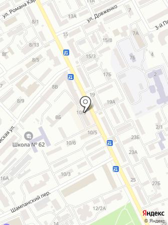 Центр заправки картриджей на карте