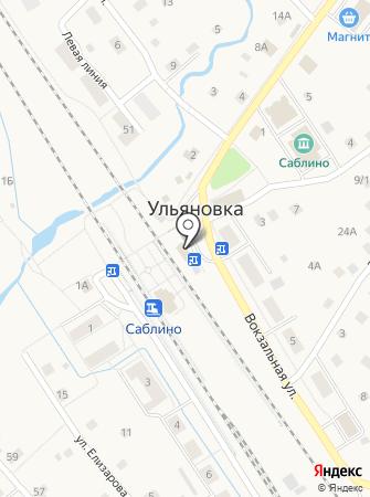 Магазин горячей выпечки на Привокзальной площади (Тосненский район) на карте