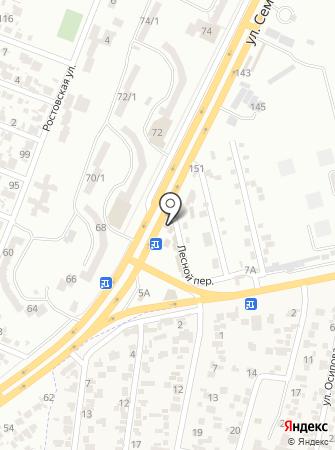 Банкомат, КБ ПриватБанк, ПАО на карте