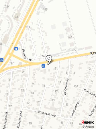2click на карте