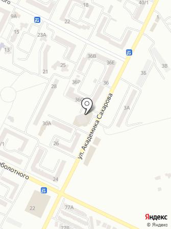 Star Pole на карте