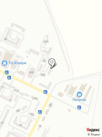 Нотариус Калинюк Р.Б. на карте