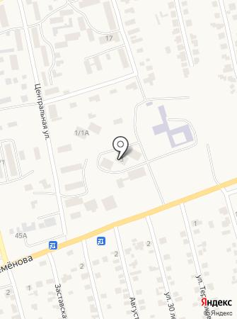 Фонтанка-Сити на карте