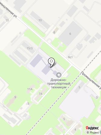ПРОФ ТЕХ сервис на карте