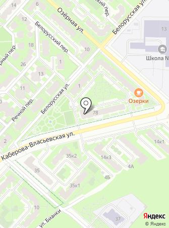 Жилтрест-Н на карте