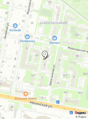 Народный университет на карте