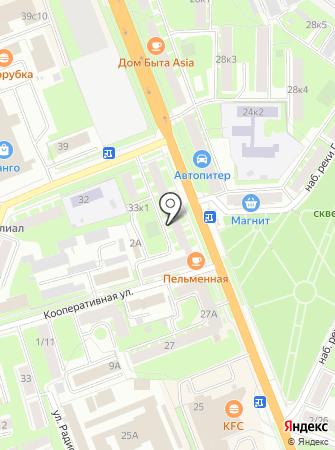 Управляющая компания №10/1 на карте