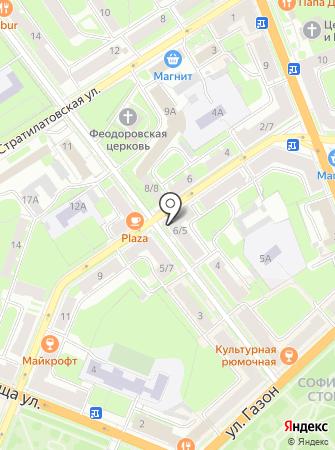 ColoredBox на карте