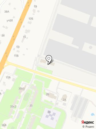 Трубичино на карте