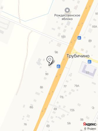 Вико на карте