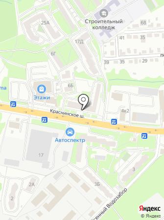 Berr Zone на карте