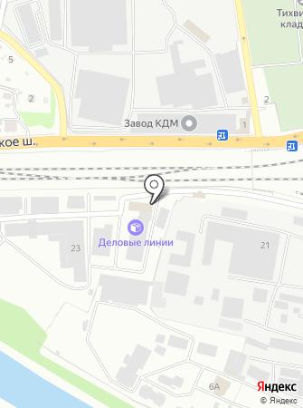 Байкал-Сервис Смоленск на карте