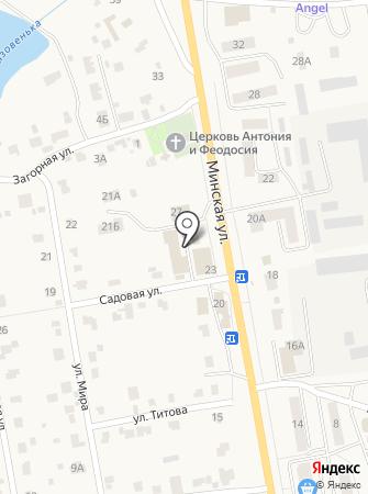 AUTOMAX на карте