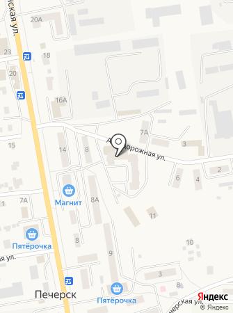 Солод на карте