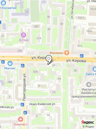 Дом электрика на карте
