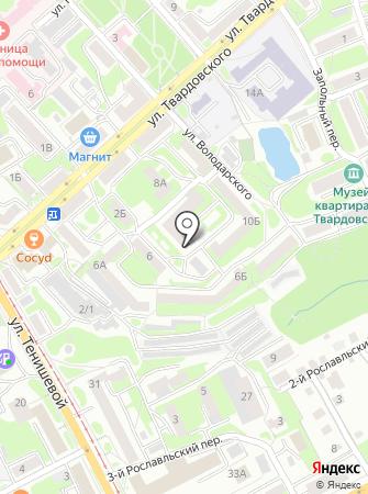 ЭкСимТорг на карте