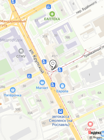 Марьяна на карте
