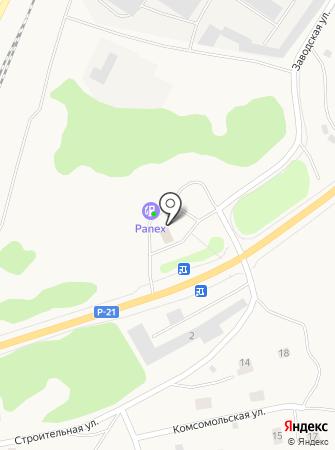 АЗС Спецтехнология на карте