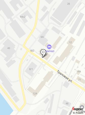 Центр государственной инспекции по маломерным судам на карте