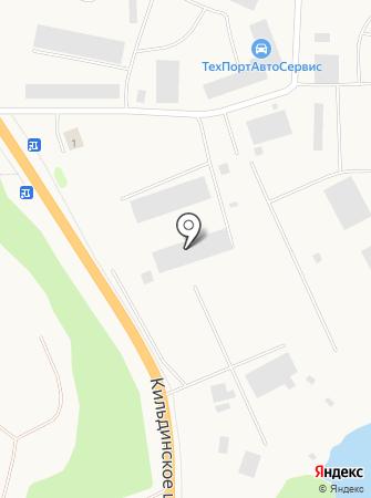 Focus-Auto на карте
