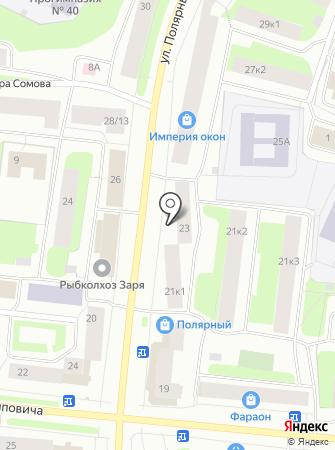 Матрёха Мармеладова на карте