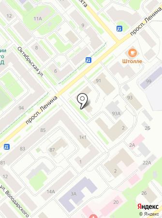 КолАтомЭнергоСбыт на карте