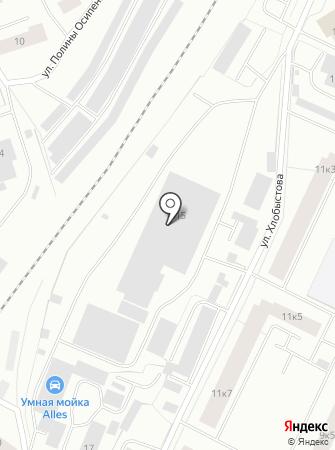 АТЛ сервис на карте