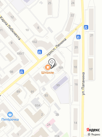 VR club51 на карте