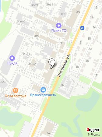Барс Сервис на карте