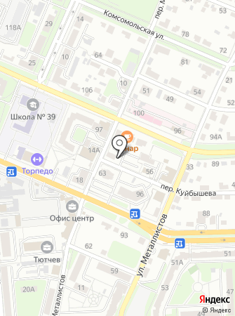 Кампе на карте