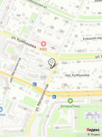 Bolido.ru на карте