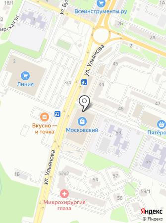Экотека на карте
