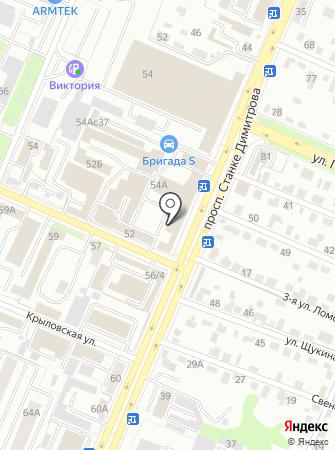 БЖКПИС на карте