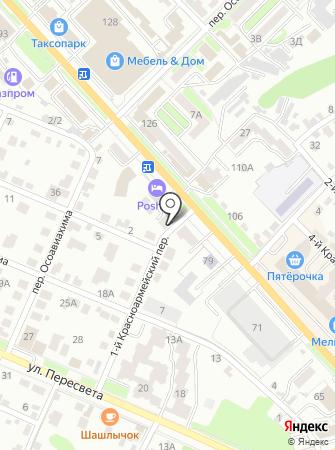 Picasso на карте