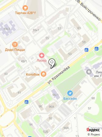 Банк ВТБ 24, ПАО на карте