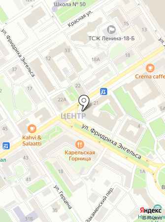Премиум-Тур Карелия на карте