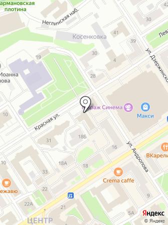 UDS Game на карте