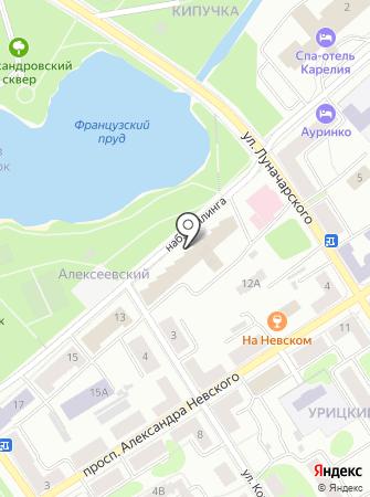 КультКофе на карте