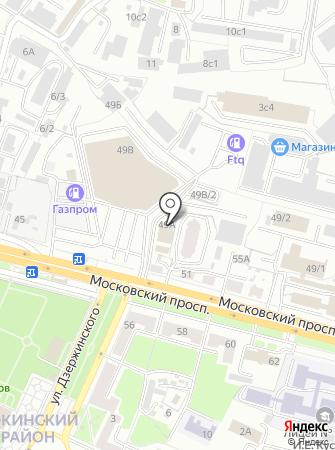 Транс-Ойл на карте