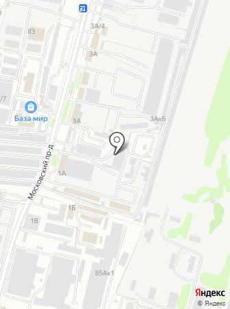 МАЗ-32 на карте