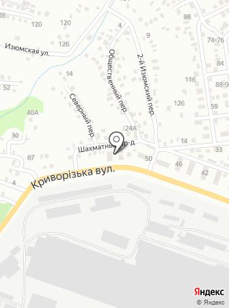 Иртыш на карте