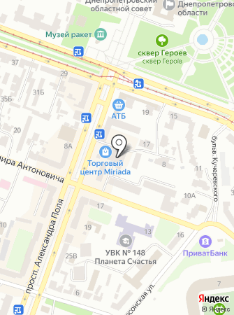 Салон красоты Валентины Михеевой на карте