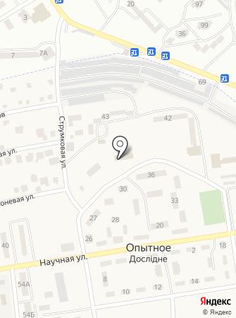 Державна лікарня ветеринарної медицини на карте
